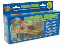"ZOO MED TURTLE DOCK SMALL 5""X11 1/4"" W/SUCTION CUP FREE SHIPPING IN THE USA ONLY"