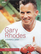 Gary Rhodes' Cookery Year: Spring into Summer, Gary Rhodes