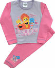 FH36 Girls Cbeebies Furchester Hotel Snuggle Fit Pyjamas Sizes 18 Mth to 5 Yrs
