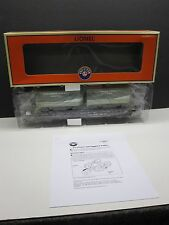 LIONEL 6-27531 NORTHERN PACIFIC PS-4 FLATCAR W/PIGGYBACK TRAILERS ORIGINAL BOX