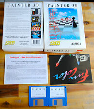 Jeu PAINTER 3D version disc (Disk) pour PC AMIGA