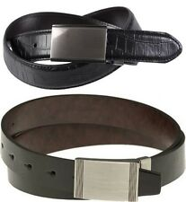 Joseph Abboud Men's Reversible Leather Belt