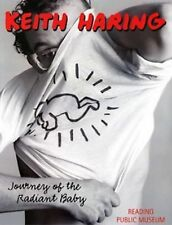 Keith Haring: Journey of the Radiant Baby, Like New (plus Bonus Book)