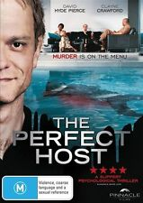 The Perfect Host (DVD, 2011)