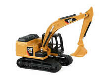 CAT METAL MACHINES 320E EXCAVATOR 1:90 close to HO SCALE NEW IN PACKAGE