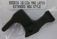 NEW OEM Ruger Extended Magazine Latch Release Black Synthetic 10-22 & Charger