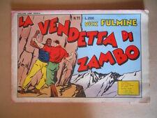 DICK FULMINE n°11 1967 Collana Anni Trenta ed. Corno [G285] Buono