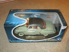 Mira Solido 1950 Chevrolet Chevy Bel Air 1/18 Scale Blue MIB See My Store