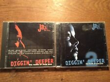 Diggin Deeper 1 + 2 [2 CD albums] roots of acid jazz/Deodato ray Barretto