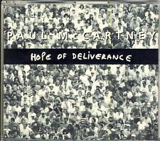 PAUL McCARTNEY - hope of deliverance  4 trk MAXI CD  1992