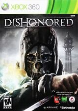 Dishonored Xbox 360 Great Condition Complete Fast Shipping