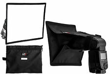 20x30cm Plegable Mini Softbox Difusor F. Zapata Flash Speedlite Speedlight