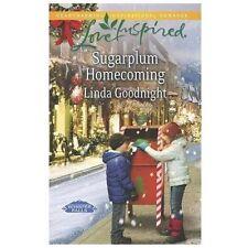 Love Inspired LP Sugarplum Homecoming by Linda Goodnight (2013, Pb) Romance
