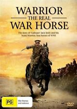 Warrior: The Real War Horse DVD NEW