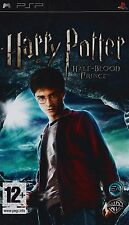 Harry Potter and The Half Blood Prince (PSP) BRAND NEW SEALED