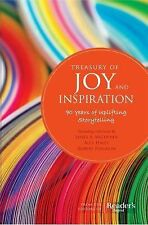 TREASURY OF JOY AND INSPIRATION FROM READERS DIGEST -  (HARDCOVER) NEW