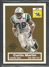 2005 Topps Turn Back the Clock - #7 - Curtis Martin - New York Jets