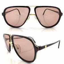OCCHIALI DUNHILL 6058 VINTAGE SUNGLASSES NEW OLD STOCK 1980'S