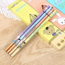 12 Pcs Triangle Shaped HB Pencil for School Kid Fun Party Bag Filler Writing