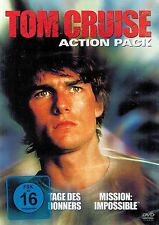 DVD - Tom Cruise Action Pack - Top Gun / Tage des Donners / Mission: Impossible