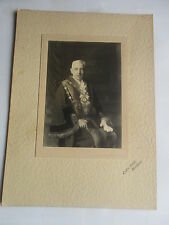 BIDEFORD DEVON VINTAGE PHOTOGRAPH LORD AND LADY MAYOR MAYORESS ( ?  ) PHOTOS