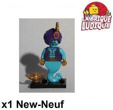 Lego - Figurine Minifig Minifigurine série 6 génie genius lampe lamp huile NEUF