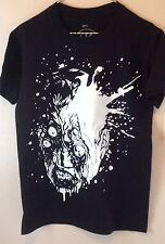 Resident evil 6 zombie t shirt taille s horreur