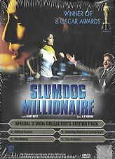 SLUMDOG MILLIONAIRE - BRAND NEW - SPECIAL 2DISC COLLECTORS EDITION - FREE POST
