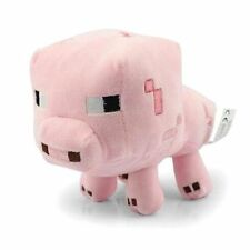 "Minecraft Pig Plush Toys New 6.5"" Tall Stuffed Toy FAST USA Shipper"