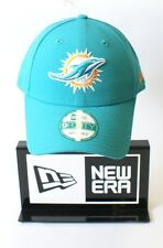 New Era 9FORTY NFL Miami Dolphins American Football Curved Peak Hat Baseball Cap