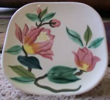 "Red Wing Pottery ""BLOSSOM TIME"" Plate"