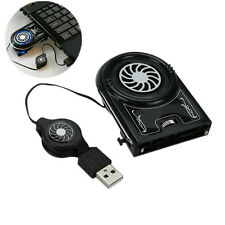 Mini Vacuum Air Extracting USB Case Cooler Cooling Fan for Notebook/Laptop USA