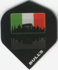 Italian Skyline Dart Flights: 3 per set