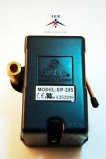 Replacement Air Compressor Control Switch, Sunny L4, 4 port, 95-125 PSI, 25 Amp