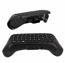 2.4G Wireless MINI Keyboard Chatpad Message for Xbox One S Game Controller