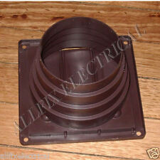 Universal Dryer Air Vent for Through Wall Venting - Part # VT45