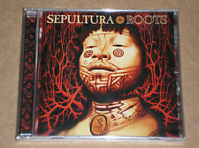 SEPULTURA - ROOTS - CD SIGILLATO (SEALED)