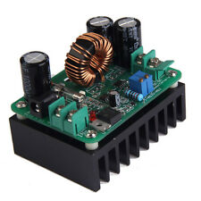 600W DC-DC Boost Converter 10V-60V to 12V-80V Step-up Power Supply Module New