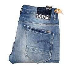 G-Star Arc 3D Suelto Cónico Mujeres Jeans Tamaño 27/30