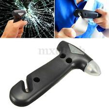 2in1 Auto Car Safety Glass Window Breaker Emergency Hammer Seat Belt Cutter Tool