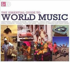 The Essential Guide to World Music by Various Artists CD 2006, 3 Discs Like New