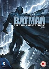 Batman The Dark Knight Returns Part 1 DVD Animated Movie Region 2 Brand New