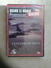 28073// QUAND LE MONDE BASCULE LA GUERRE DU GOLF DVD NEUF
