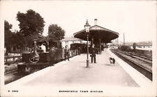 Barnstaple Town Railway Station # S 2942 by WHS Kingsway.