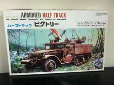 Bluetank Kit di Montaggio 1:35 TK-9005 U.S. Army ARMORED HALF TRACK MIB