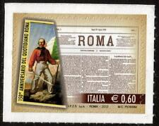ITALY MNH 2012 150th Anniversary of Roma Daily Newspaper - Self Adhesive