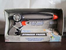 Power gear, Electronic Stinger Fazer light and sound effects toy ray gun SRM