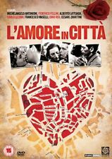 Lamore In Citta PAL DVD