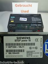 Siemens Sitop 6EP1334-1AL11 Power supply
