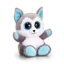 Korimco Husky Dog Animotsu - Blizzard [15cm] Soft Plush Toy NEW